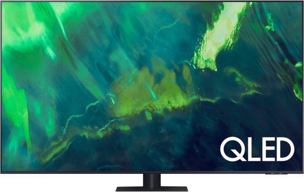 Samsung QE85Q70A (2021) QLED-TV + beugel