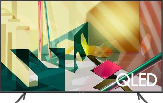 Samsung QE85Q70T (2020) QLED-TV + beugel