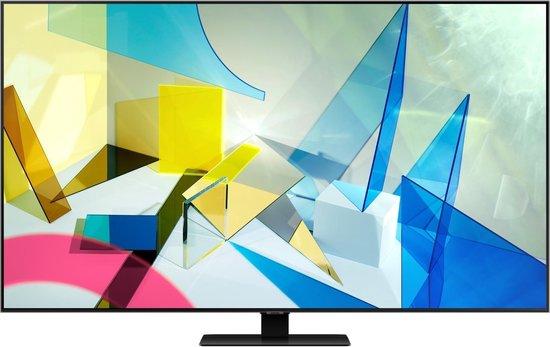 Samsung QE85Q80T (2020) QLED-TV + beugel
