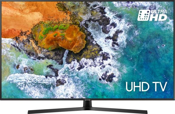 Samsung UE50NU7400 4K Ultra HD-tv + beugel