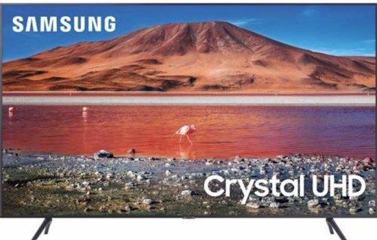Samsung UE55TU7100 (2020) 4K Ultra HD-tv + beugel