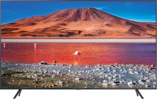 Samsung UE55TU7170 4K Ultra HD-tv + beugel