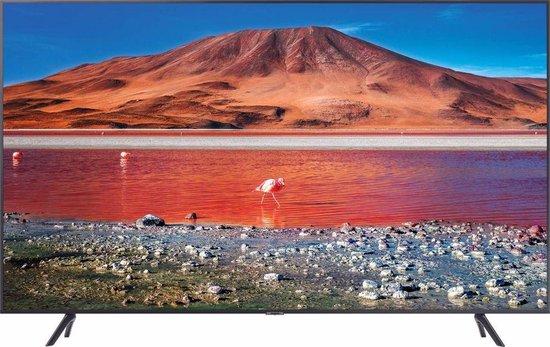 Samsung UE65TU7170 4K Ultra HD-tv + beugel