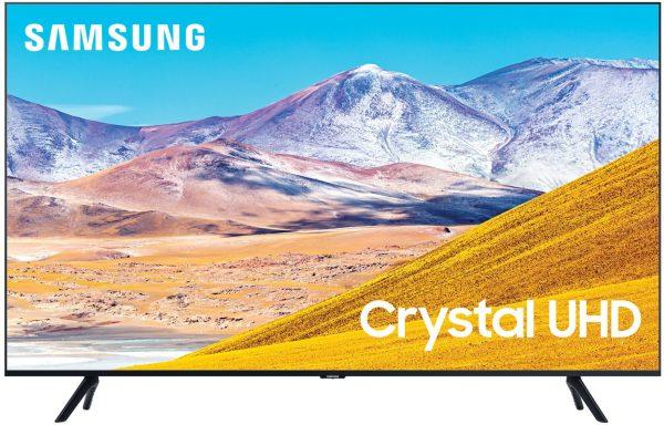 Samsung UE65TU8000 (2020) 4K Ultra HD-tv + beugel