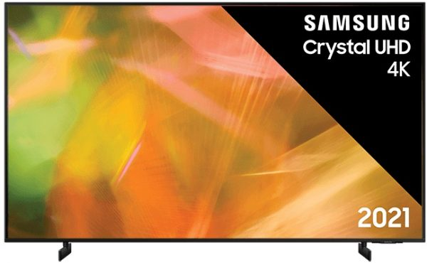 Samsung UE75AU7170 (2021) 4K Ultra HD-tv + beugel