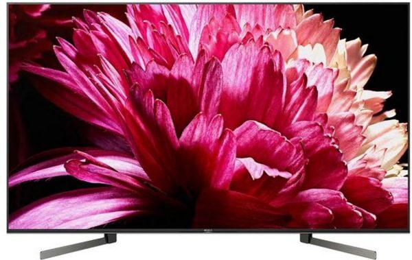 Sony KD-55XG9505 4K Ultra HD-tv + beugel
