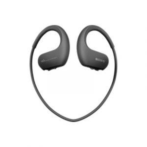 Sony NW-WS413 MP3 speler Zwart