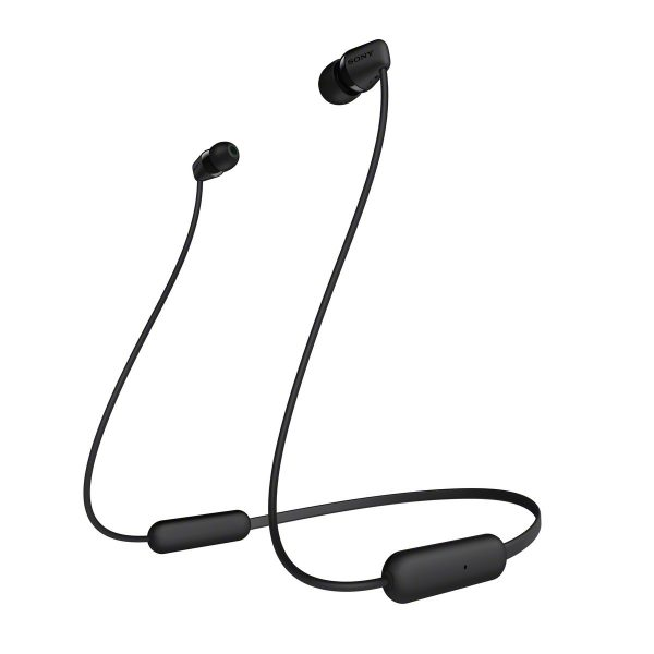 Sony WI-C200 Oordopjes Zwart