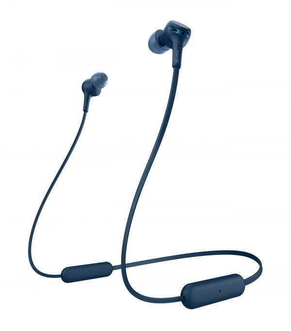 Sony WI-XB400 Oordopjes Blauw