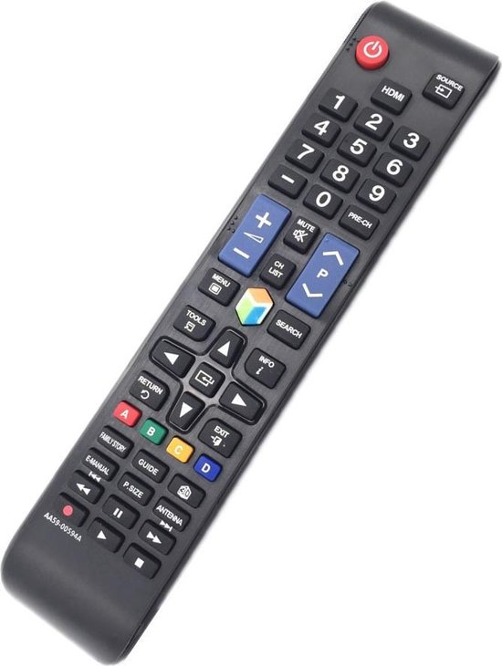 Universele afstandbediening Samsung TV