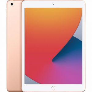 Apple iPad (2020) 10.2 32GB WiFi Tablet Goud
