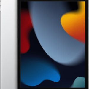Apple iPad (2021) 10.2 64GB WiFi Tablet Zilver