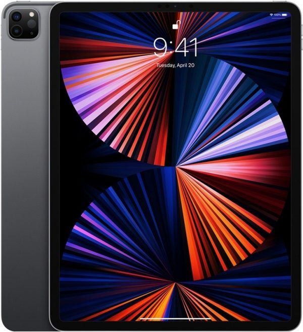 Apple iPad Pro 12.9 (2021) 128GB WiFi Tablet Grijs
