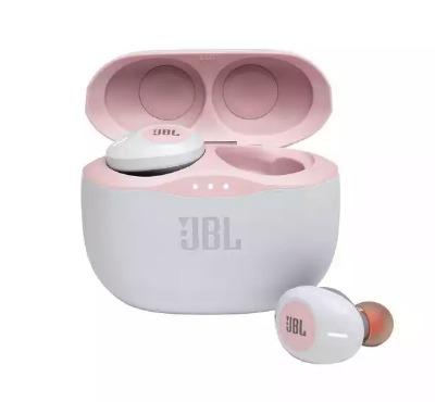 JBL TUNE 125 TWS Oordopjes Roze
