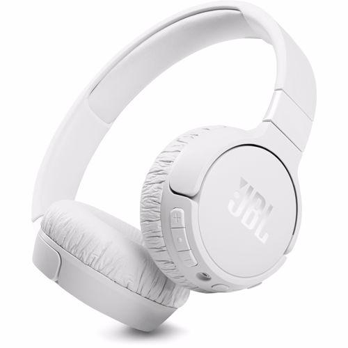 JBL draadloze hoofdtelefoon Tune 660NC (Wit)